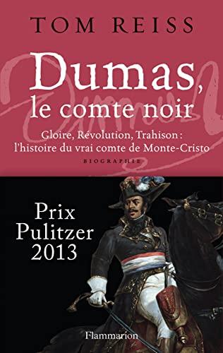 9782081295285: Dumas, le comte noir