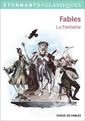 9782081296176: Fables (Etonnants classiques)