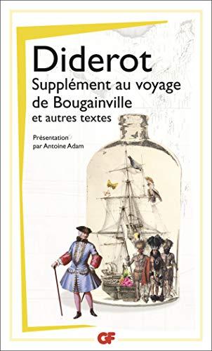 9782081297159: Supplément au voyage de Bougainville et autres textes