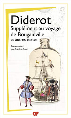 9782081297159: supplement au voyage de Bougainville et autres textes