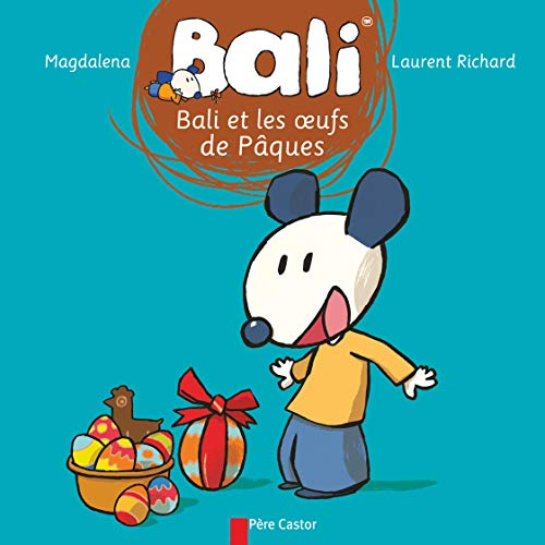 9782081298897: Bali, Tome 15 : Bali et les oeufs de Pâques