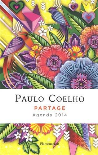 9782081299825: Agenda Paulo Coelho : Partage