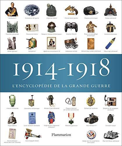 9782081299931: 1914-1918, l'encyclopédie de la Grande Guerre