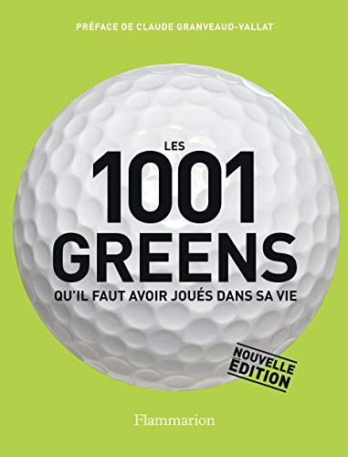 Les 1001 greens: Flammarion