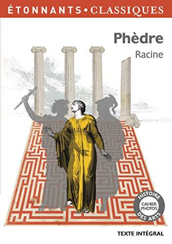 9782081303126: Phedre (Etonnants classiques)