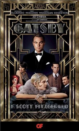 9782081305274: Gatsby le magnifique
