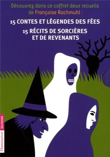 9782081308008: 15 contes et légendes des fées, 15 récits de sorcières et de revenants