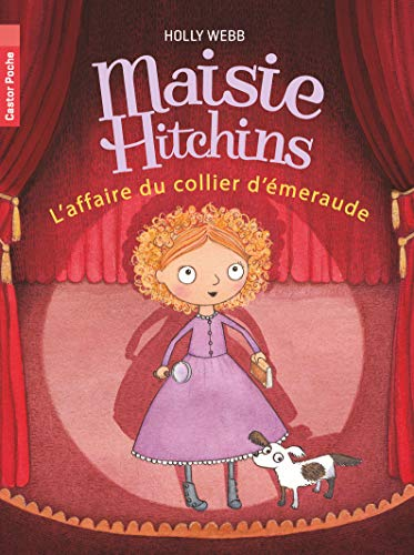 Maisie Hitchins, Tome 2 : L'affaire du: Holly Webb