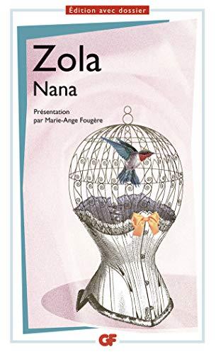 9782081309401: Nana (GF-Dossier)