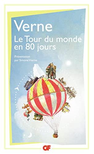 9782081309456: Le Tour du monde en 80 jours