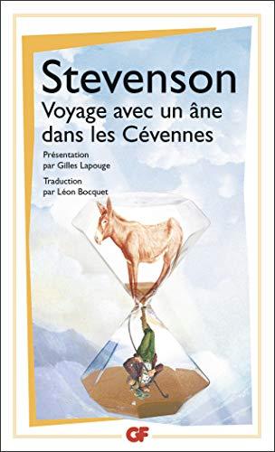 9782081309531: Voyage avec un âne dans les Cévennes