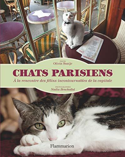 9782081313750: Chats parisiens