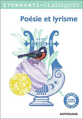 9782081314818: Po�sie et lyrisme