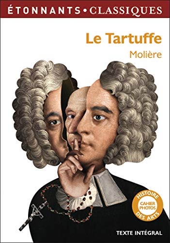 a review of a production of tartuffe a famous play by moliere