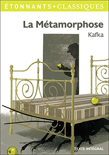 9782081316690: La Métamorphose (GF Etonnants classiques)