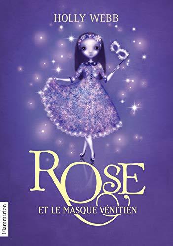 9782081330047: Rose, Tome 3 : Rose et le masque vénitien