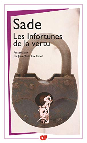 9782081330139: Les Infortunes De La Vertu (French Edition)
