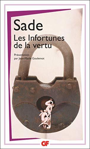 9782081330139: Les Infortunes De La Vertu (French Edition)