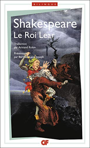 9782081331815: Le Roi Lear (traduction de Armand Robin) (GF bilingue)