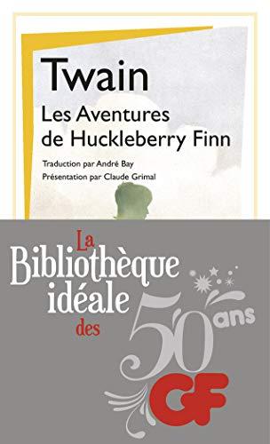 9782081336698: Les aventures d'Huckleberry Finn (GF)