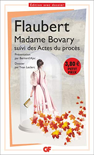 9782081337237: Madame Bovary (French Edition)