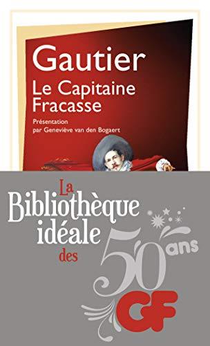 9782081337282: Le capitaine fracasse (GF)