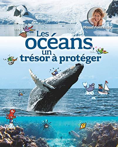 9782081338807: Les océans, un trésor à protéger