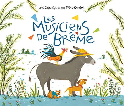 9782081344068: Les musiciens de Brême