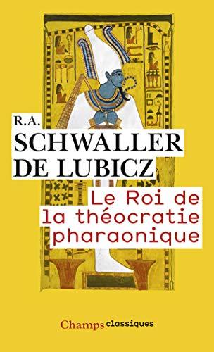9782081348707: Le roi de la th�ocratie pharaonique