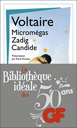 9782081351271: Micromégas, Zadig, Candide N.É. (French Edition)
