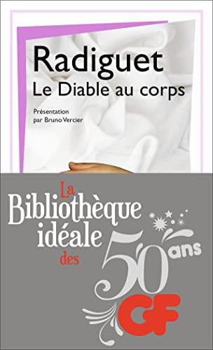 9782081354579: Le diable au corps. Den Teufel im Leib, französische Ausgabe