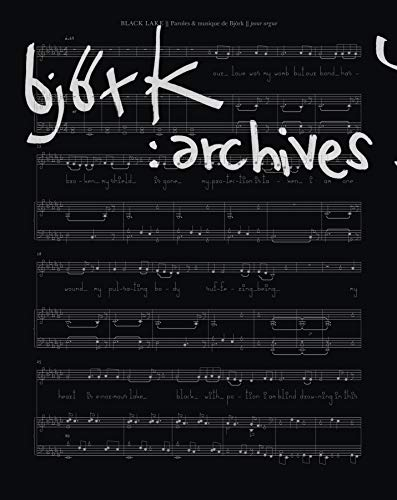 9782081363168: Bjork : archives : Coffret en 5 volumes