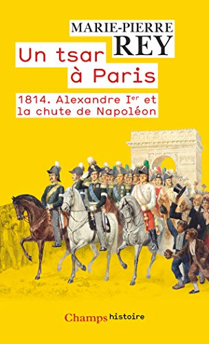 UN TSAR À PARIS: REY MARIE-PIERRE