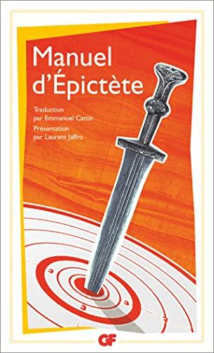 9782081366633: manuel d'Epictète