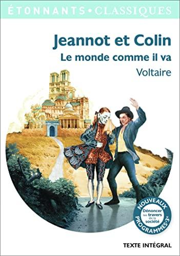 Jeannot et Colin : Le monde comme: Voltaire; Stéphane Després;