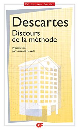 9782081390713: Discours de la methode (GF)