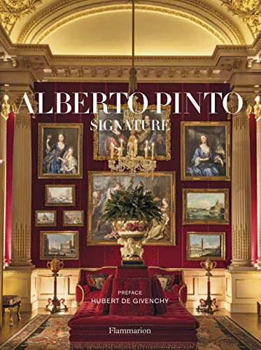 Alberto Pinto - Signature: Pinto, Linda et