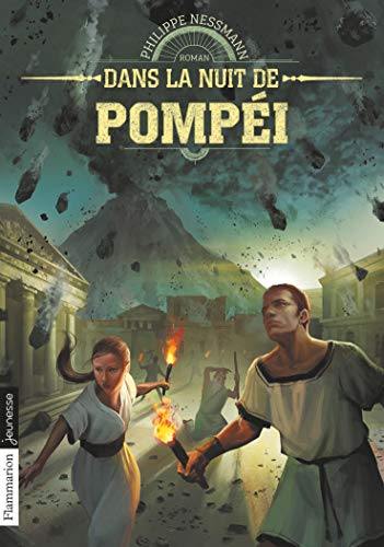 9782081394315: Dans la nuit de Pompéi