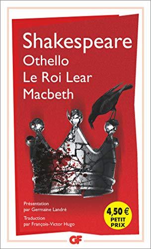 9782081404618: Othello-le roi lear-macbeth
