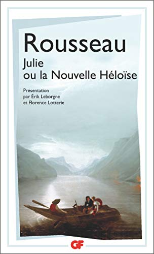 9782081409842: Julie ou la Nouvelle Héloïse