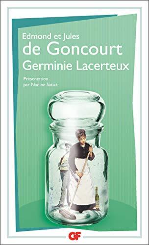 9782081416017: Germinie lacerteux (GF)