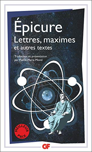 9782081416048: Lettres, maximes et autres textes