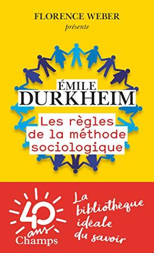 9782081416536: Les règles de la méthode sociologique