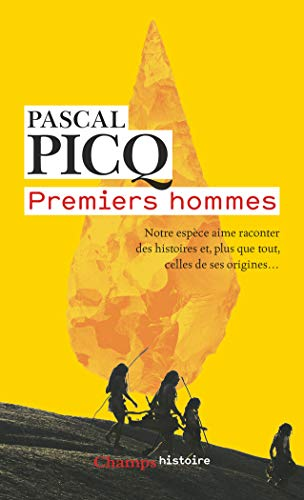 9782081422360: Premiers hommes
