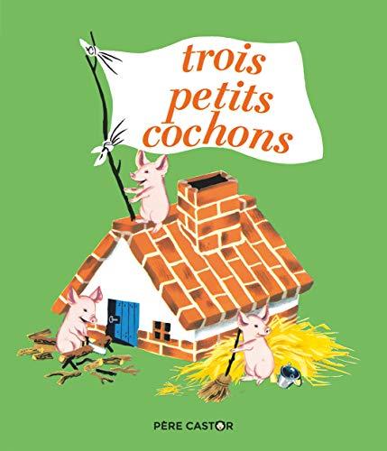 9782081439795: Trois petits cochons