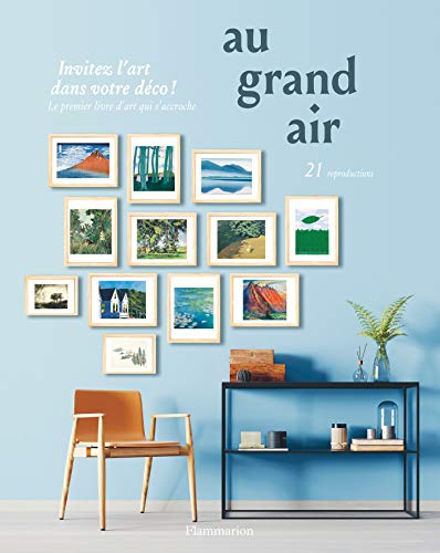 9782081486386: Au grand air : 21 reproductions