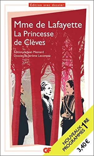 9782081489738: La Princesse de Clèves - PROGRAMME NOUVEAU BAC 2021 1ère - Parcours Individu, morale et société