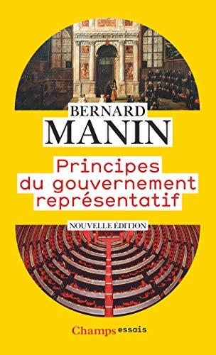 9782081494039: Principes du gouvernement représentatif
