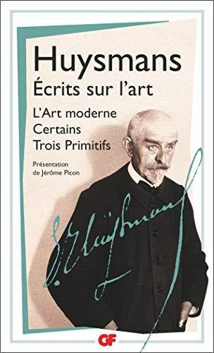 Écrits sur l'art (Littérature et civilisation) (French: Huysmans, Joris-Karl