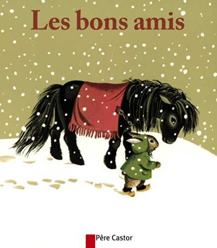 9782081600997: Les bons amis (Les mini Castor)
